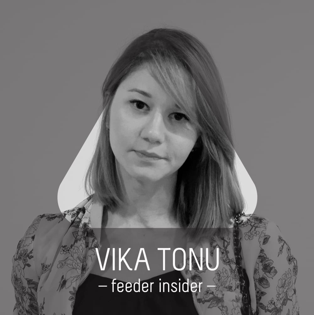 feeder insider w/ Vika Tonu