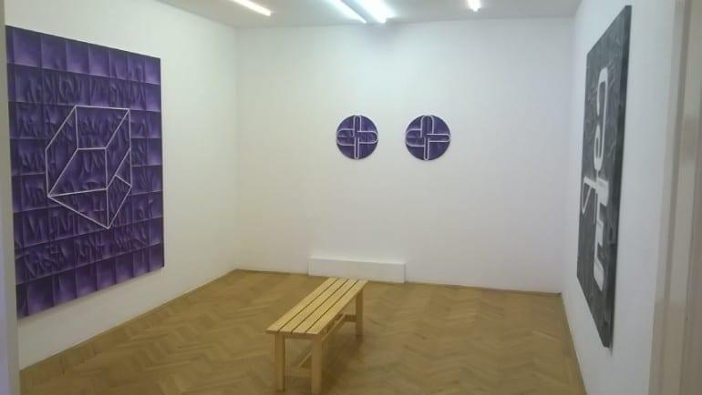 H'art Gallery: Gili Mocanu - Lucrări făcute în America