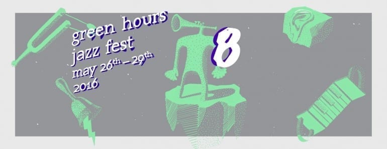 Green Hours JAZZ Fest 8