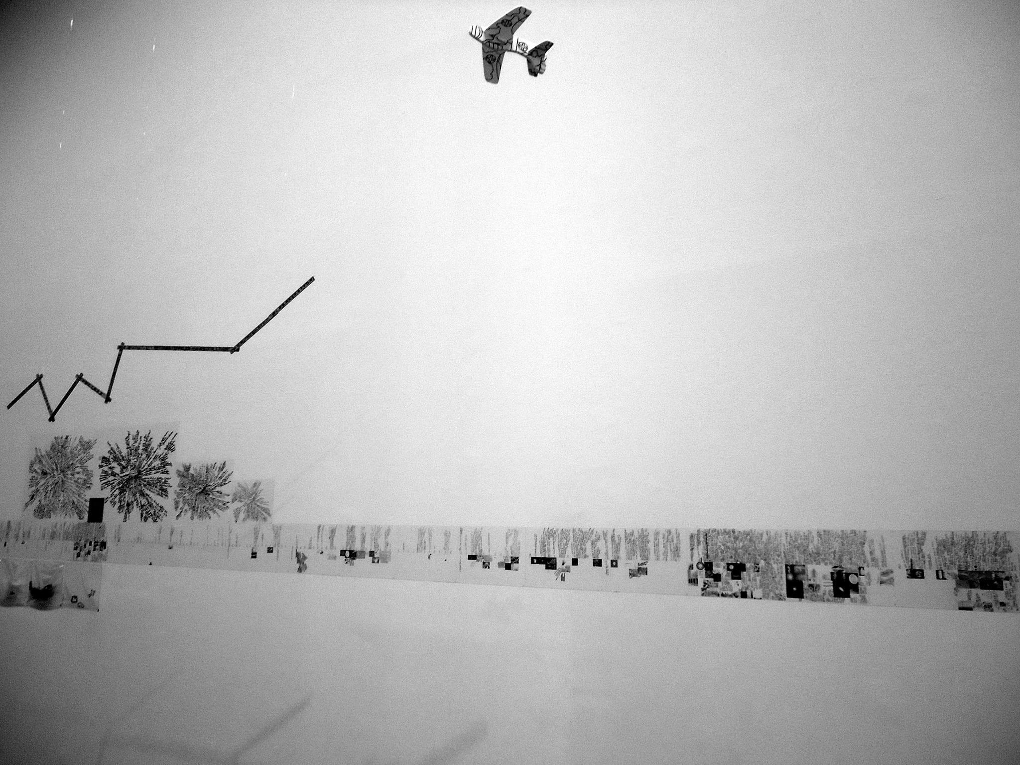 Vernisajul expoziției Lia Perjovschi: Timeline cu martori @ Ivan Gallery