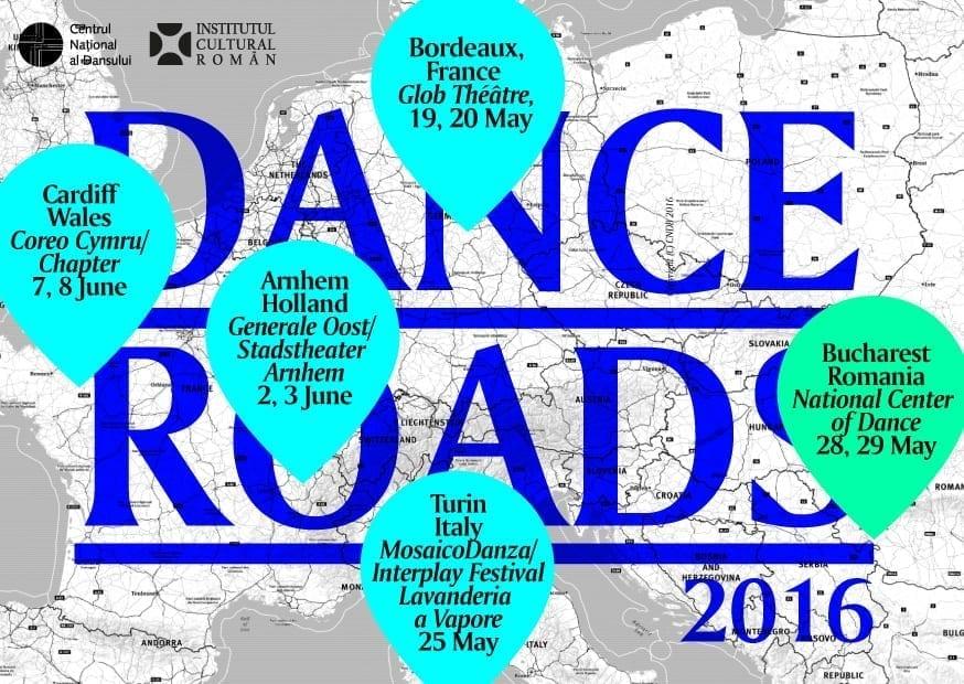 Dance Roads Bucuresti
