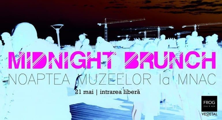 MIDNIGHT brunch @MNAC (by FROG VeDJetal)