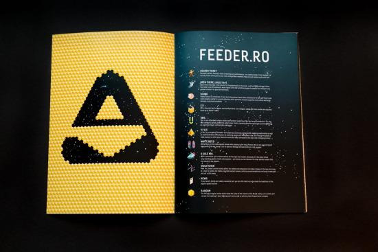 Feeder insider Booklet #02 @ Romanian Design Week