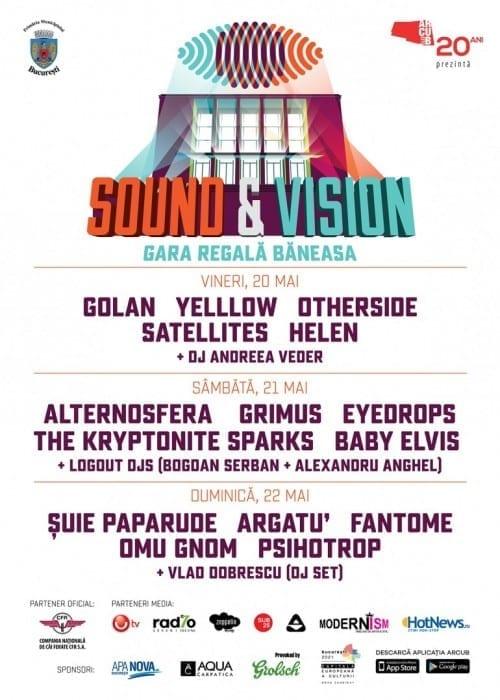 Sound & Vision 2016