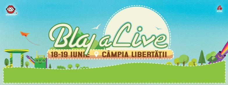 Blaj aLive Festival 2016 @ Câmpia Libertății Blaj