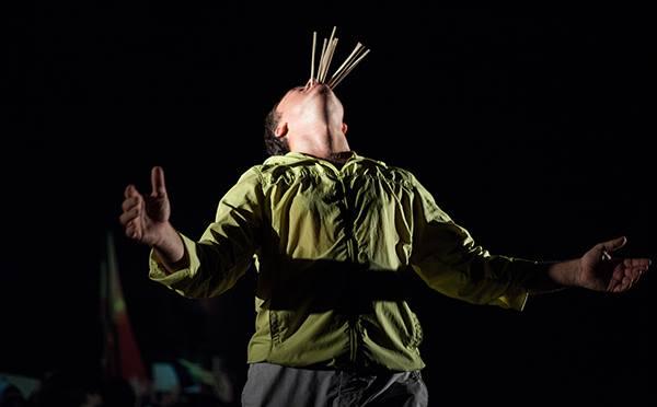 Zmeul sau ce este dansul contemporan @ Centrul de Teatru Educațional