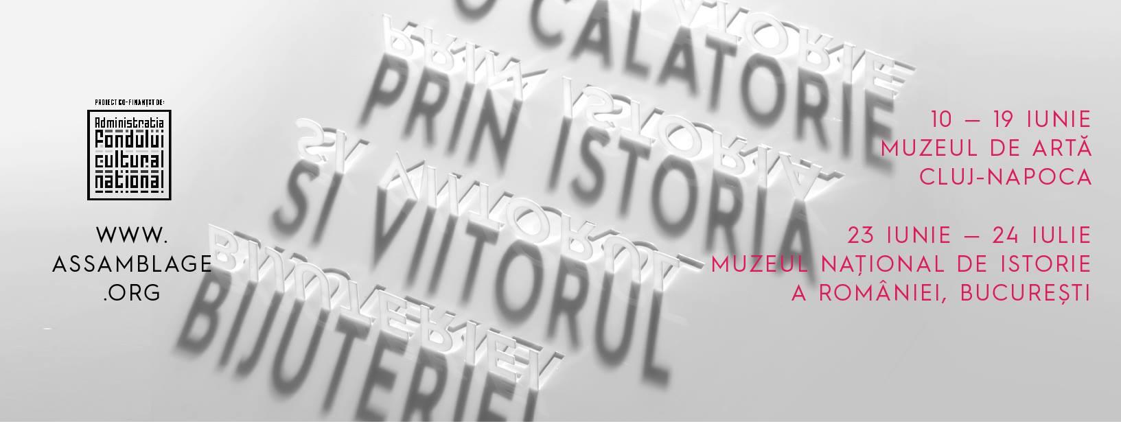 """Vernisaj """"O călătorie prin istoria și viitorul bijuteriei"""" @ Muzeul Național de Istorie"""