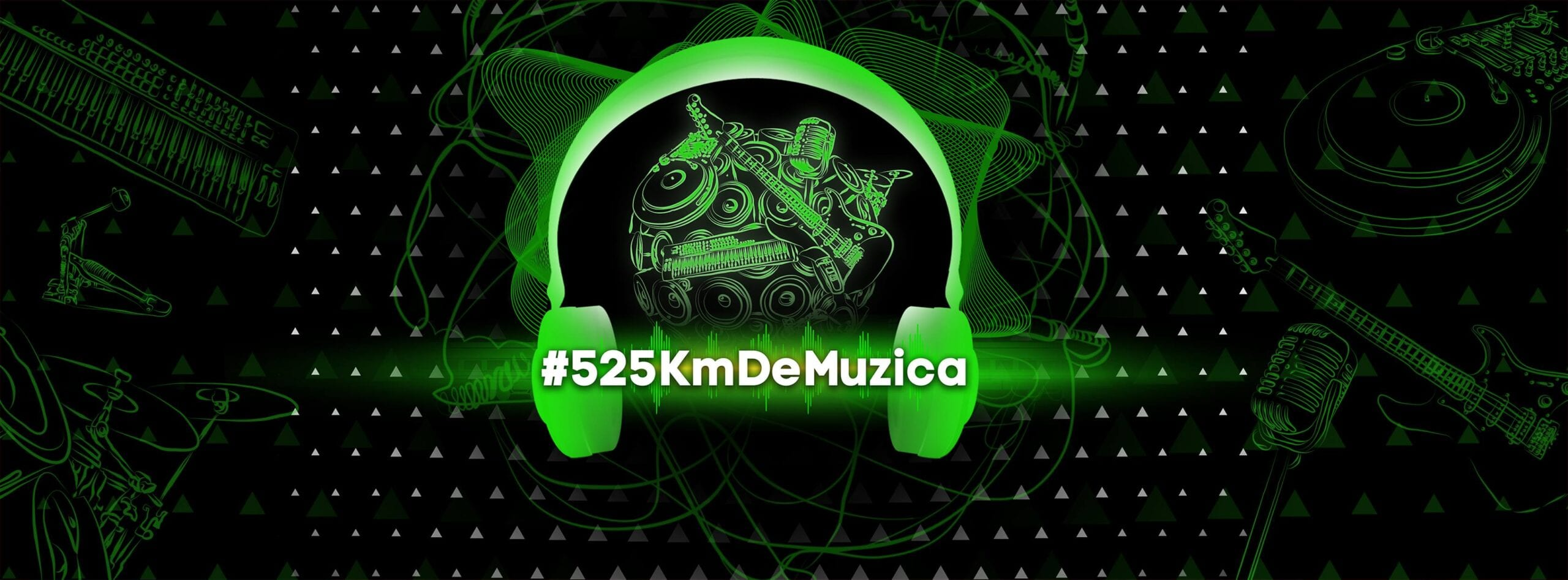 #525KmDeMuzica, în Gara de Nord