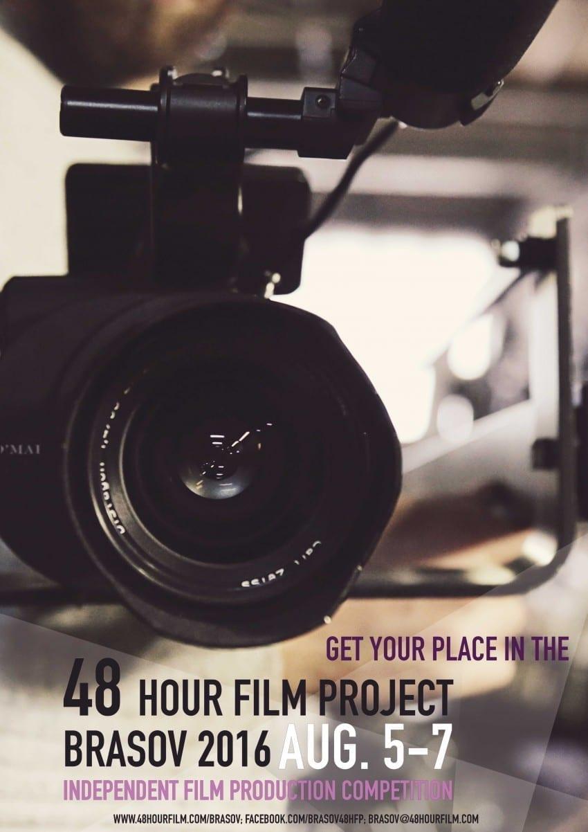 Brasov 48 Hour Film Project 2016 - Apel Inscrieri