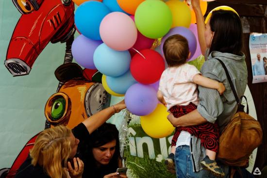 Femei pe Mătăsari #6 - Festival Urban 28 Mai AKUA Naru