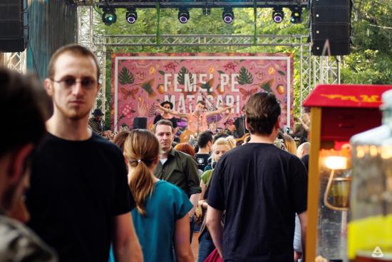 Femei pe Mătăsari #6 - Festival Urban 28Mai AKUA Naru