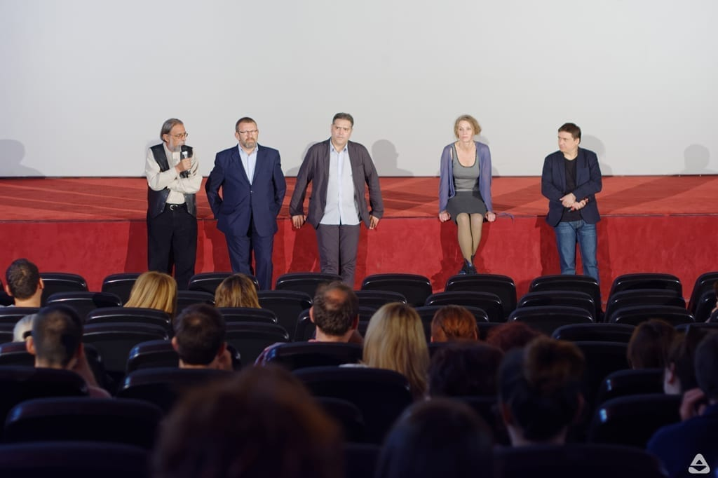Discuție Cristian Mungiu – Vintilă Mihăilescu după Bacalaureat, sâmbătă 4 iunie, la Cinema PRO