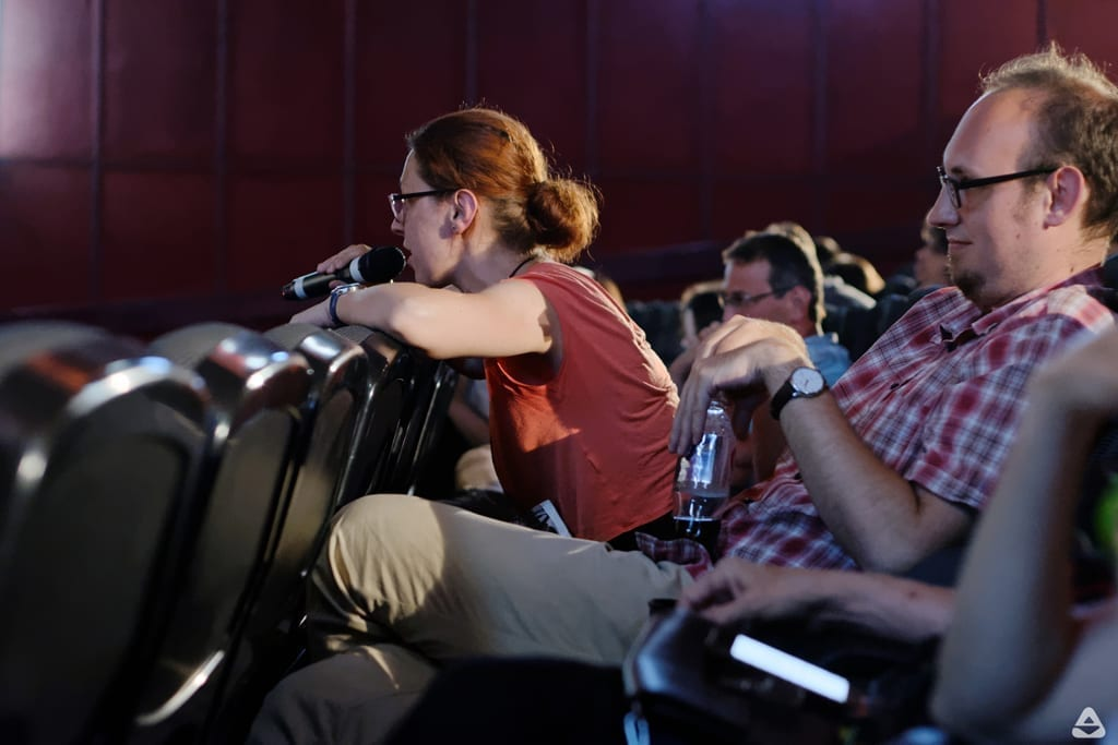 Discuție Cristian Mungiu – Vintilă Mihăilescu @ Cinema PRO