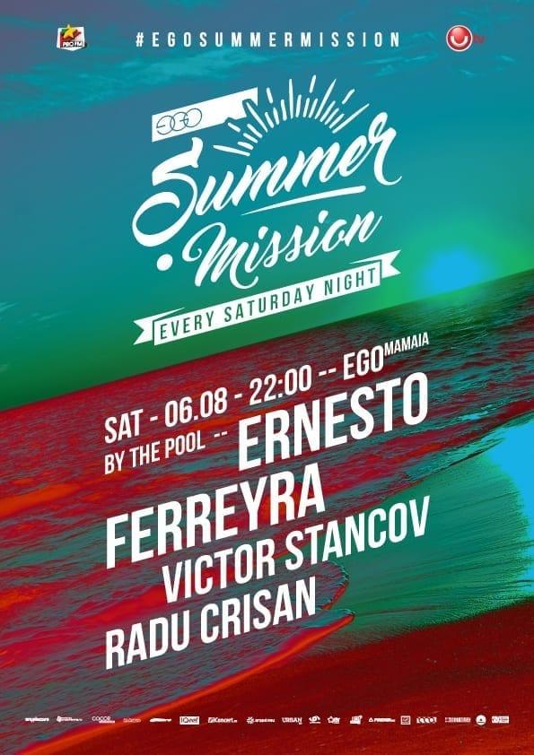 Ego Summer Mission Ernesto Ferreyra