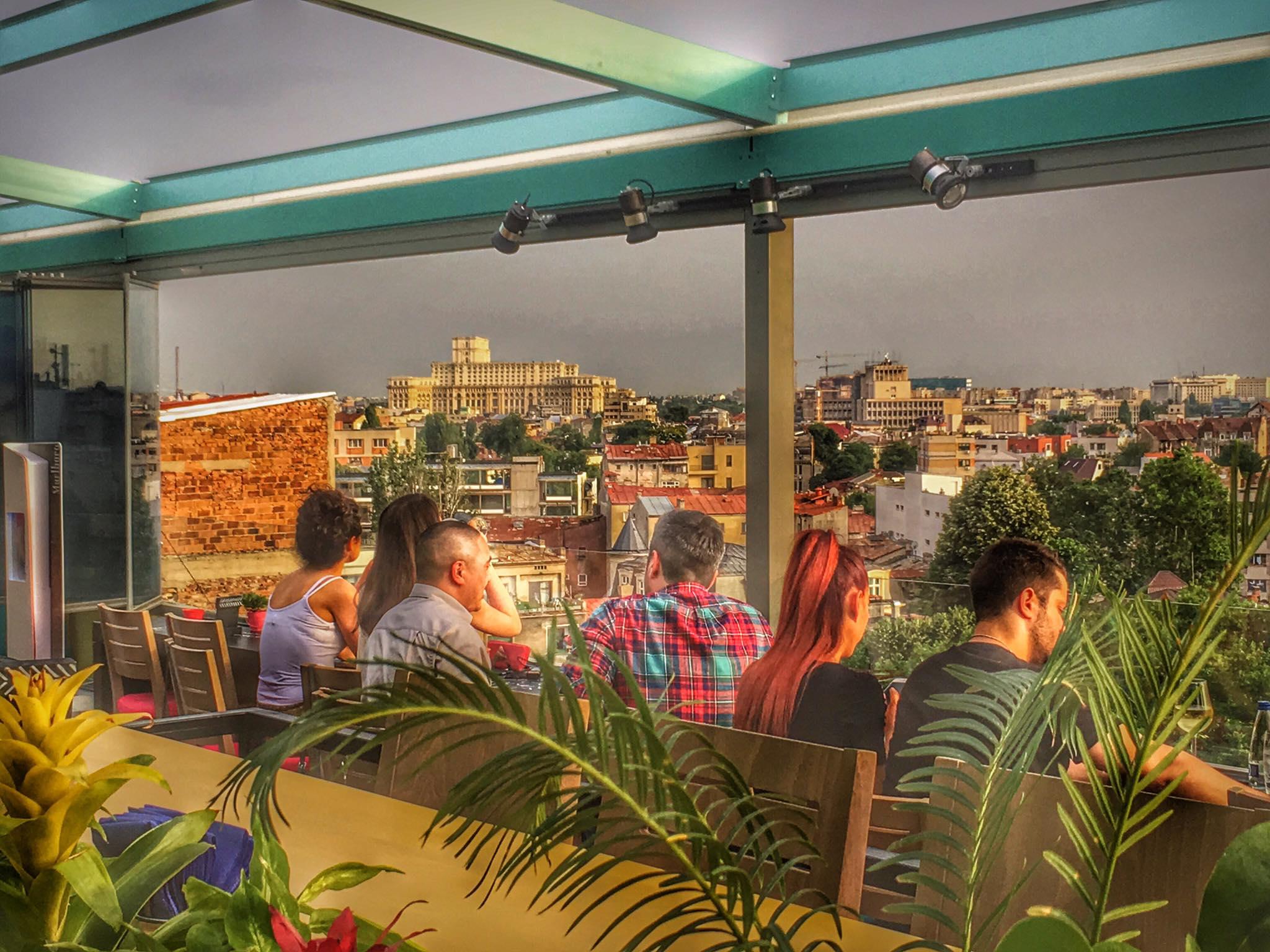 Upstairs Rooftop rooftop-uri pentru vara 2016