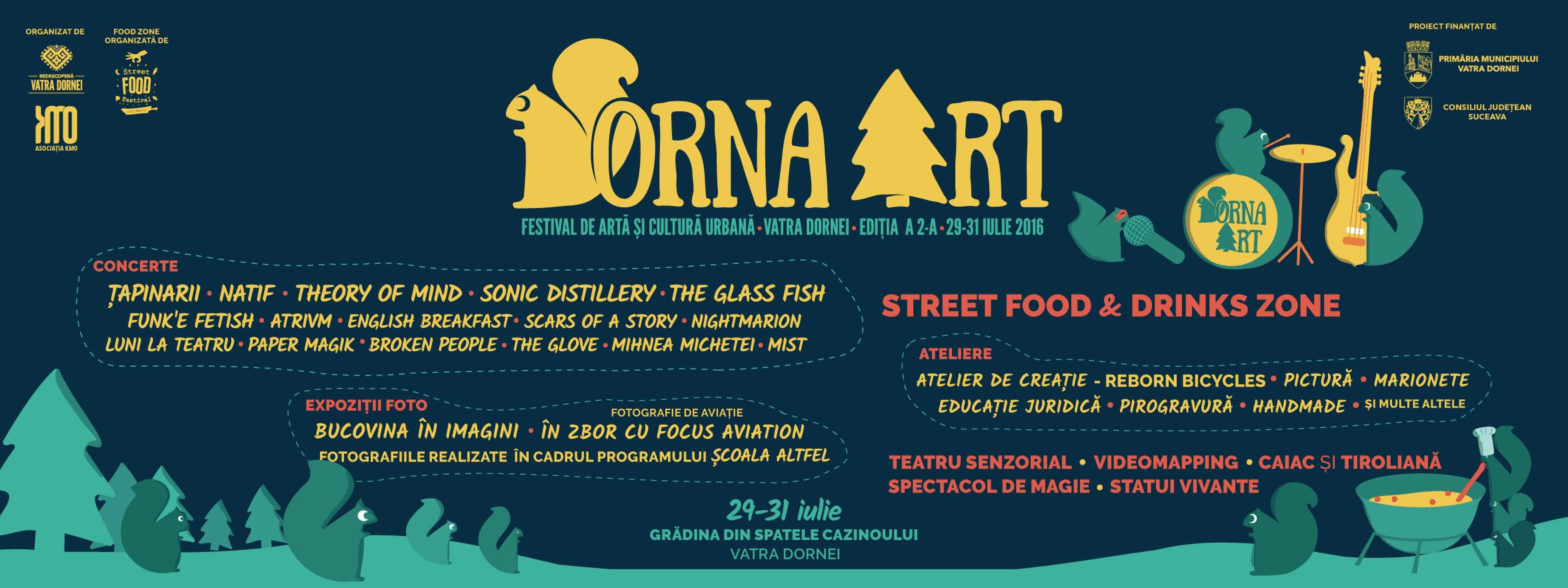 Dorna Art @ Vatra Dornei