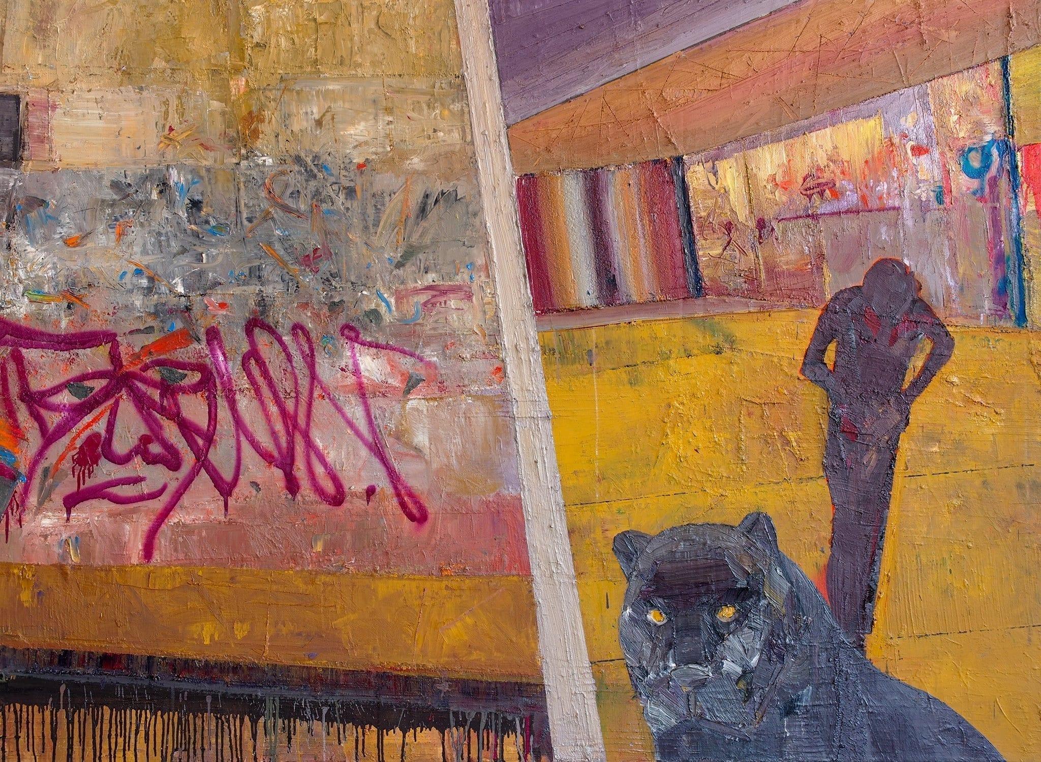 The Secret Passages of Ioan Muresan @ Zorzini Gallery