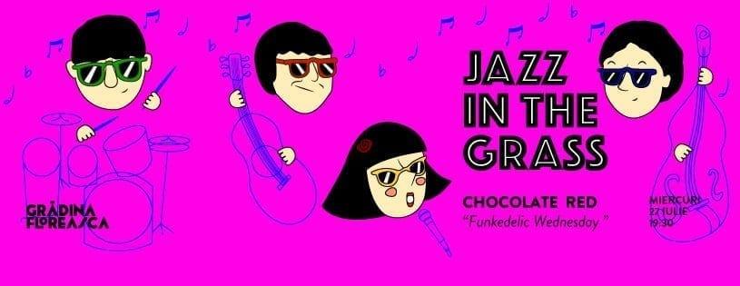 Jazz in the Grass 19: Chocolate Red Funkadelic Wednesday