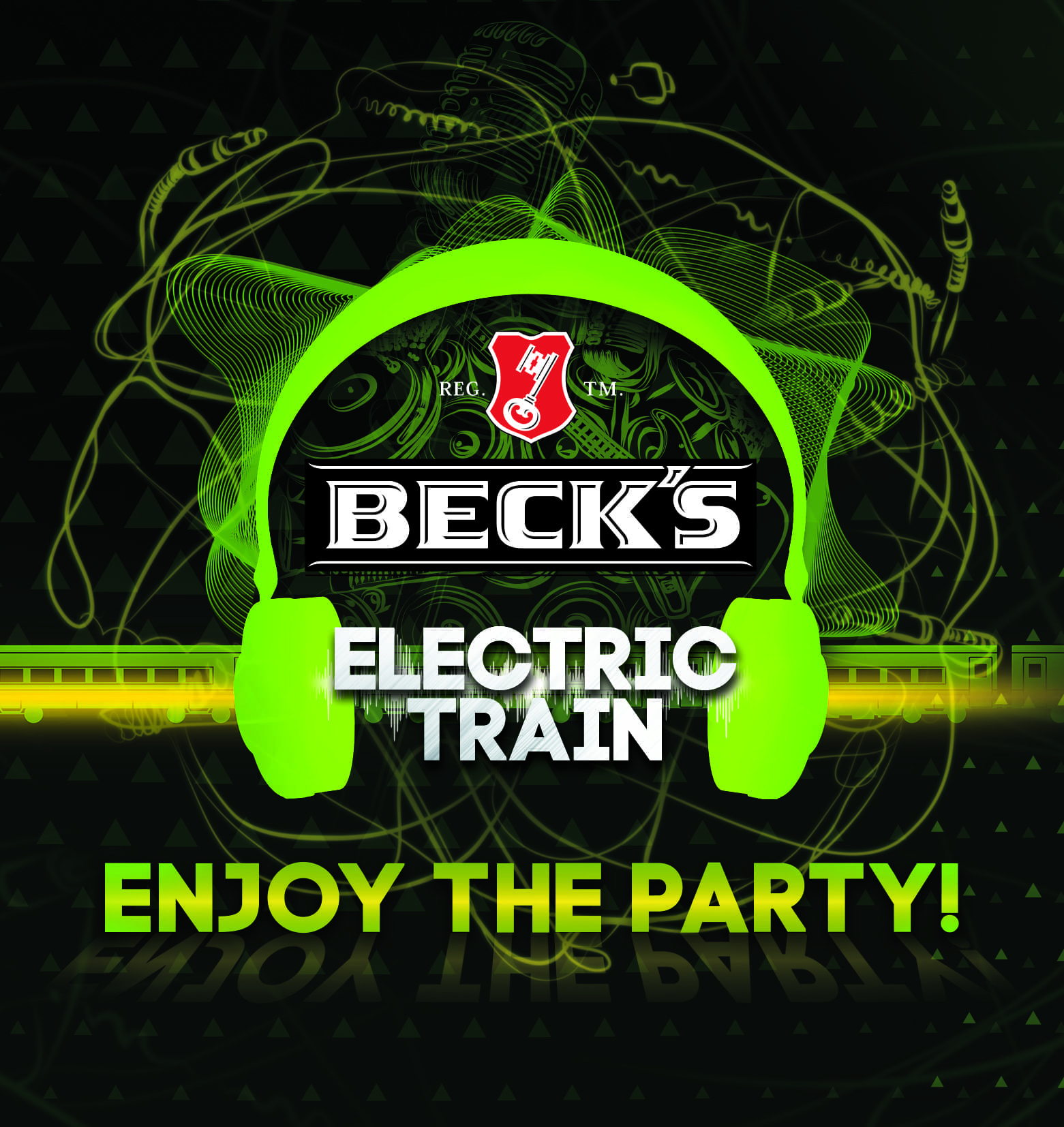 Beck's Electric Train