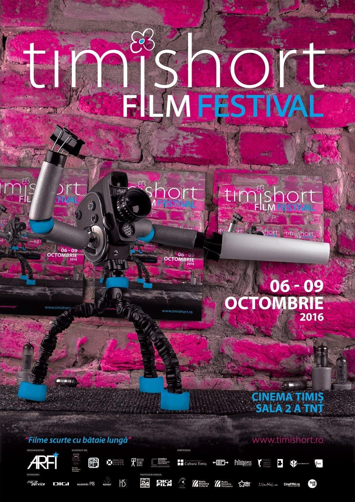 Timishort Film Festival @ Timișoara