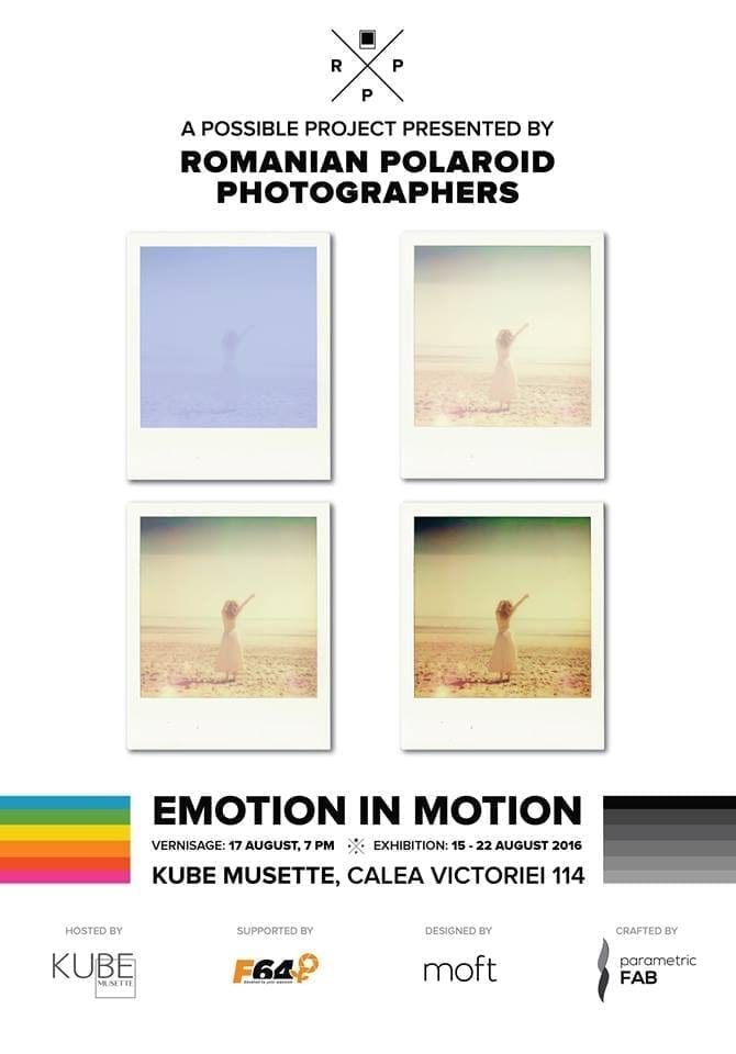 Emotion in Motion @ Kube Musette