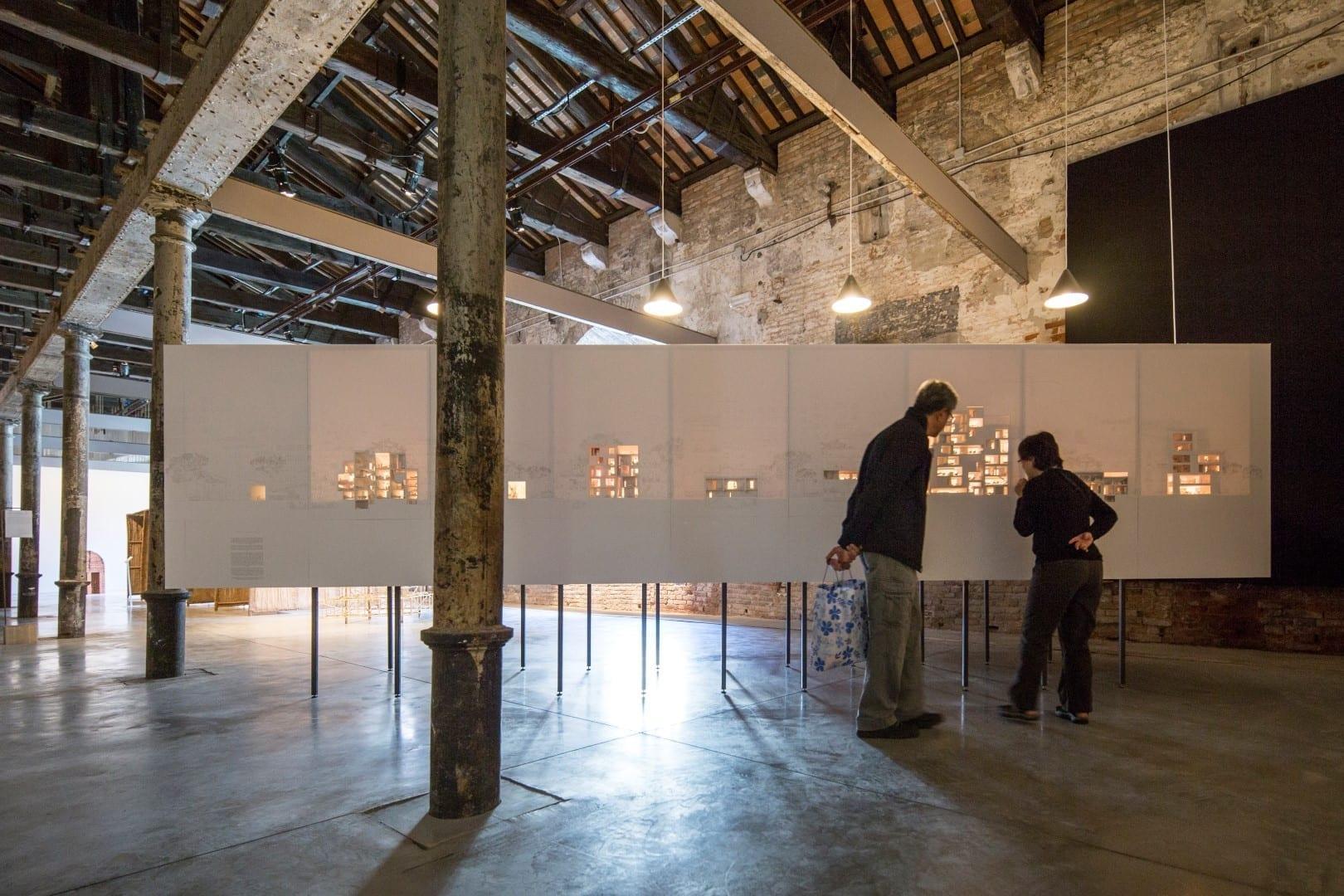 ADN BA @ Bienala de la Veneția