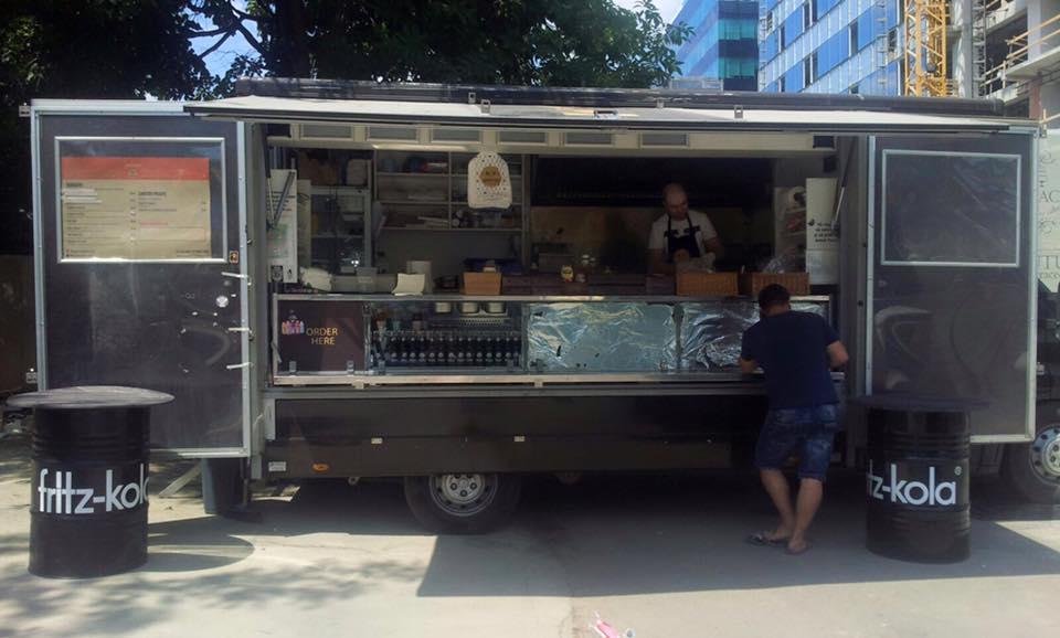 Burger Van @ Dimitrie Pompeiu