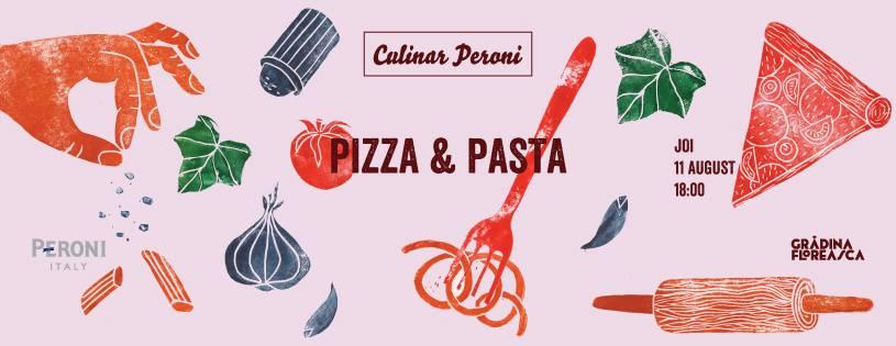 Pizza&Pasta @ Grădina Floreasca