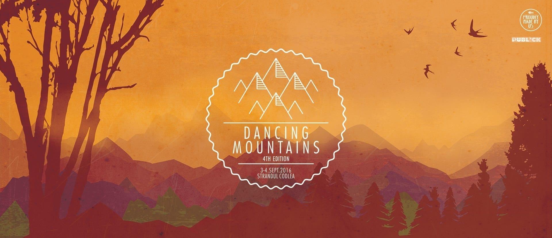 Dancing Mountains 4th edition @ Ștrandul Codlea