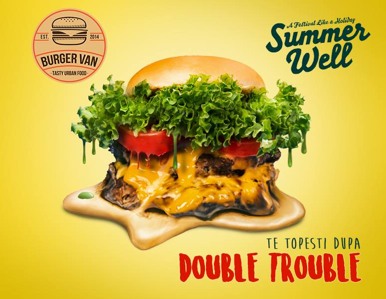 Burger Van @ Summerwell