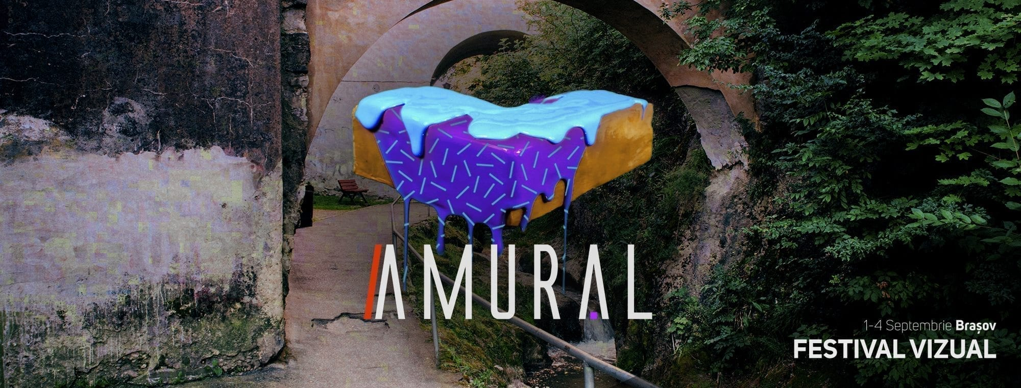 Amural (ii) Festival Vizual @ Dupa ziduri Brașov
