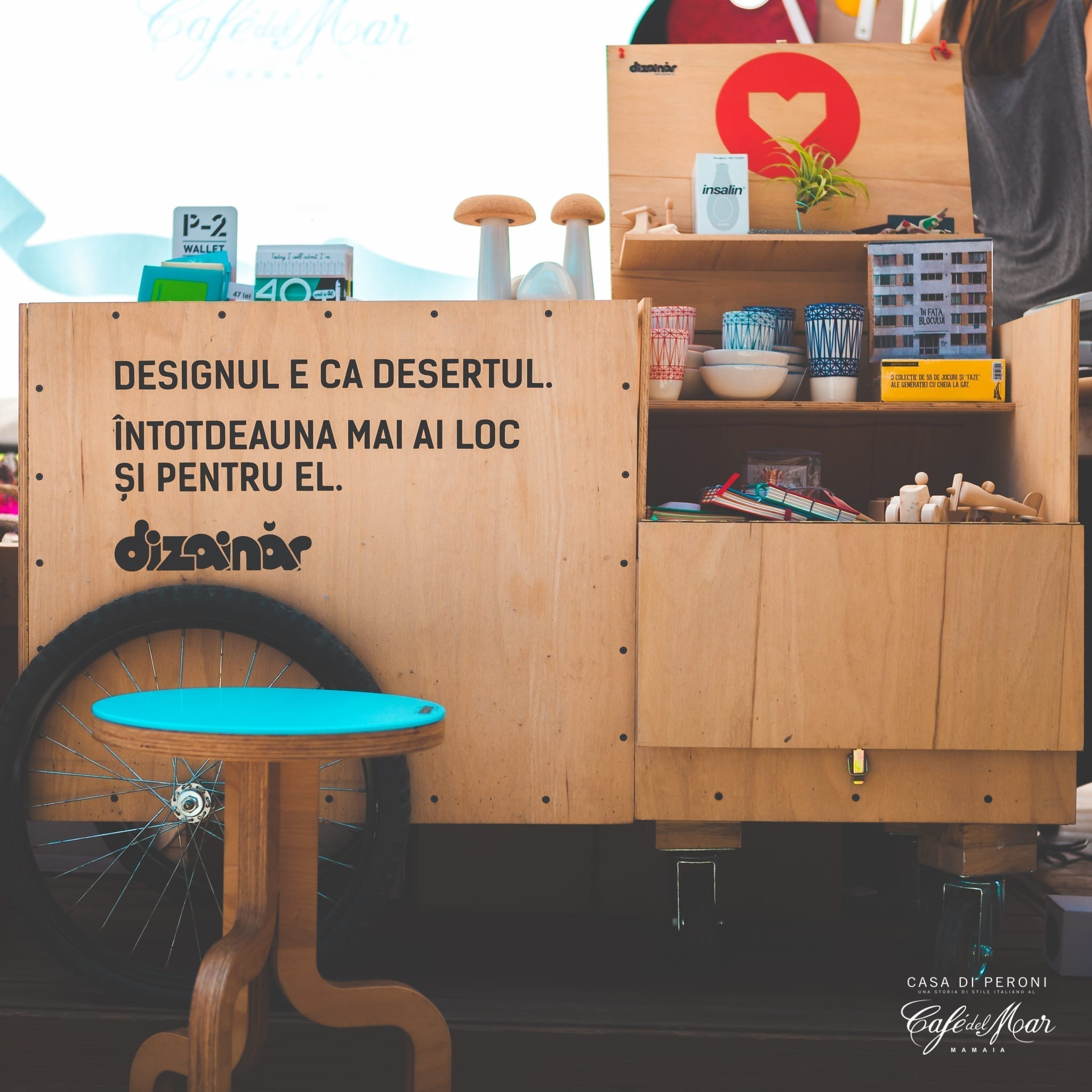 Targ de design Dizainar