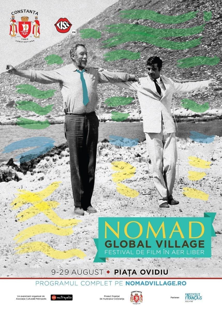 Afiș Nomad Global Village
