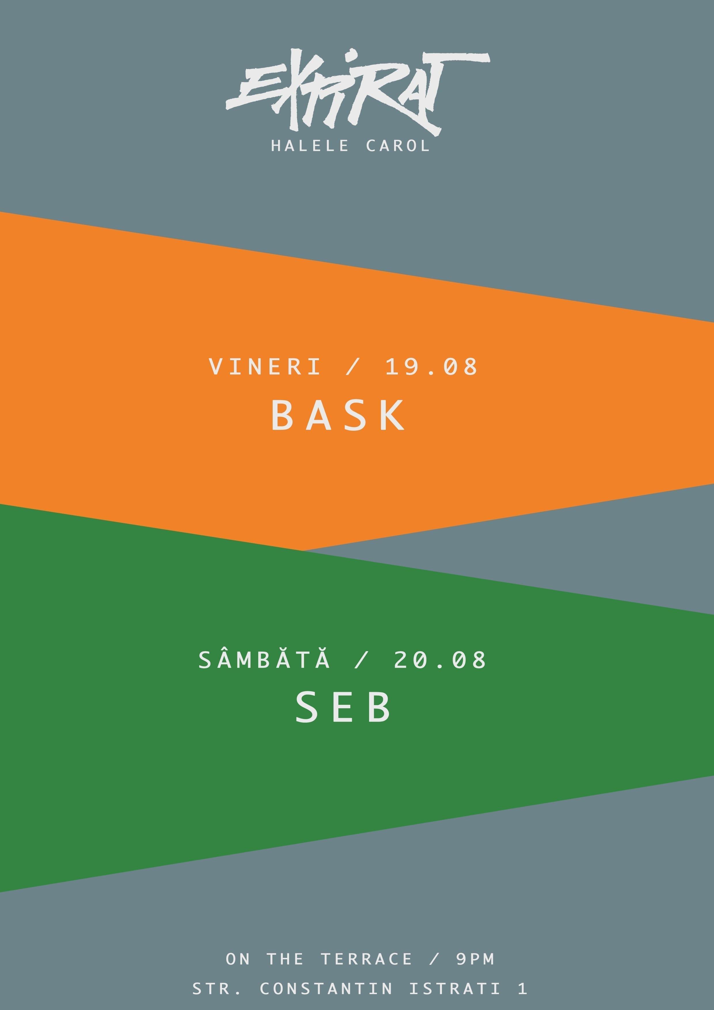 Bask, Seb @ Expirat Halele Carol