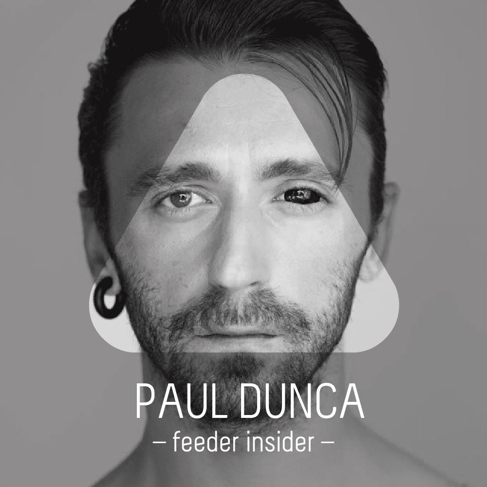 feeder insider w/ Paul Dunca