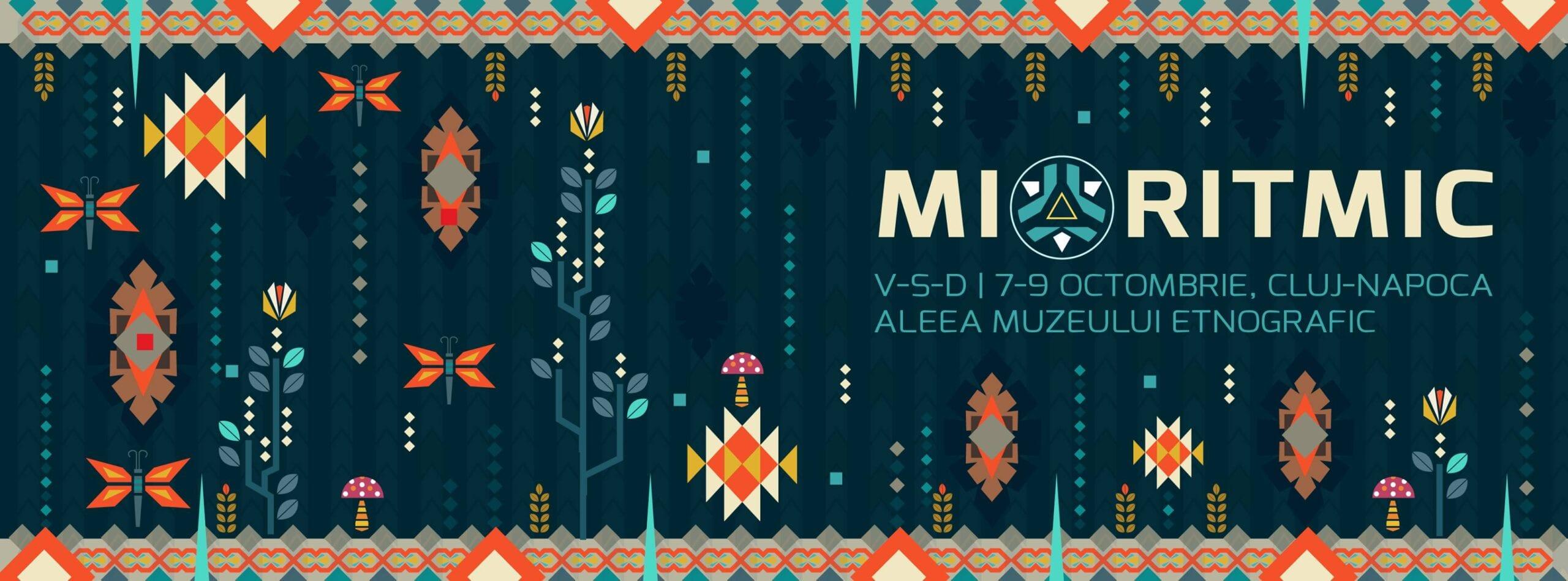Mioritmic 2016 @ Cluj-Napoca