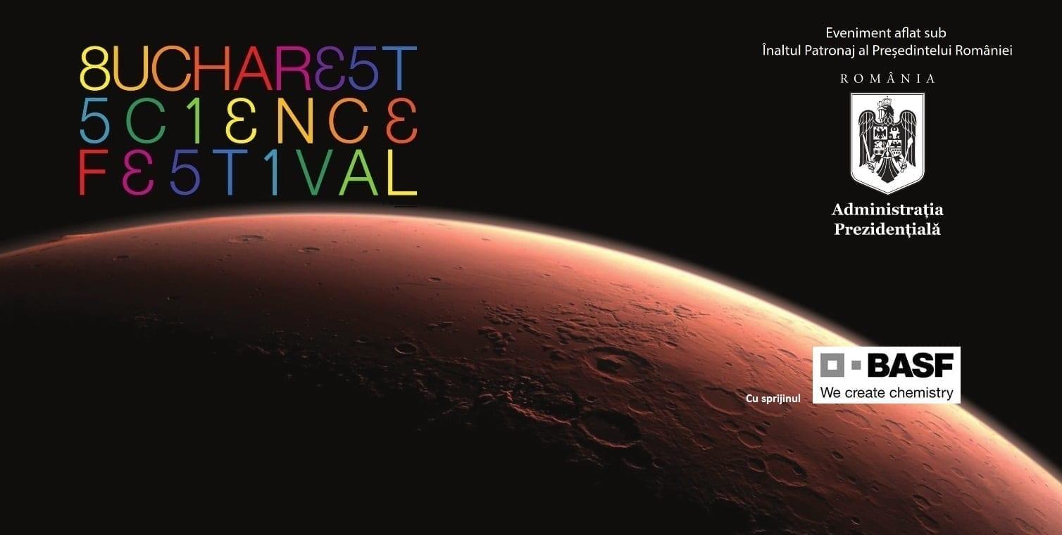 Bucharest Science Festival 2016 @ București