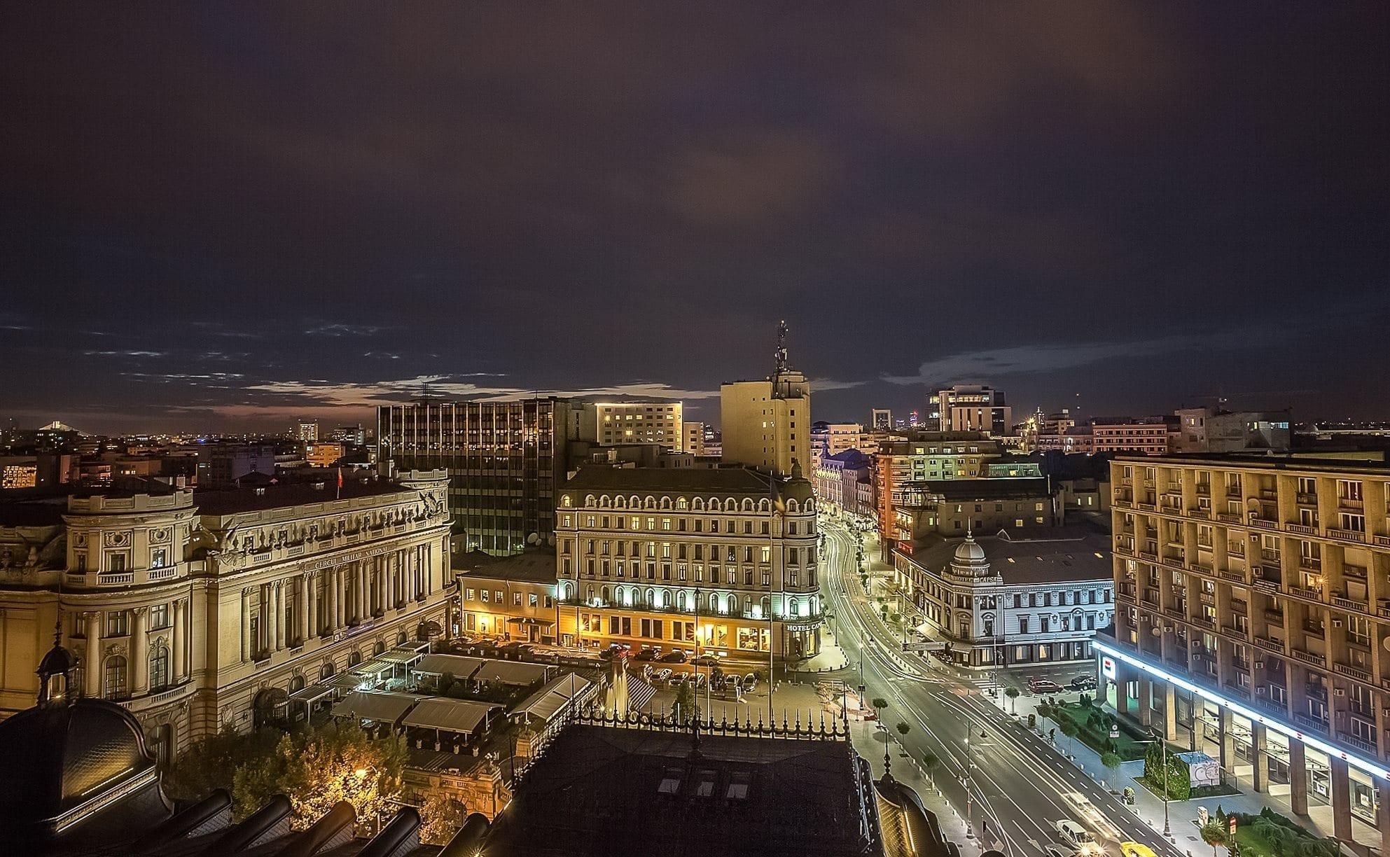 octav dragan - Bucureștiul vara 2015