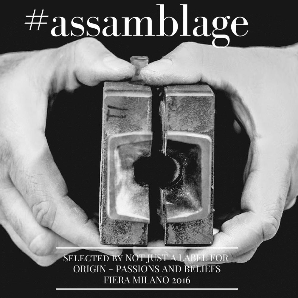 Assamblage @ Passion & Beliefs, Milano 2016