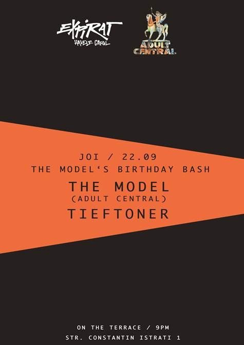 The Model Birthday Bash @ Expirat