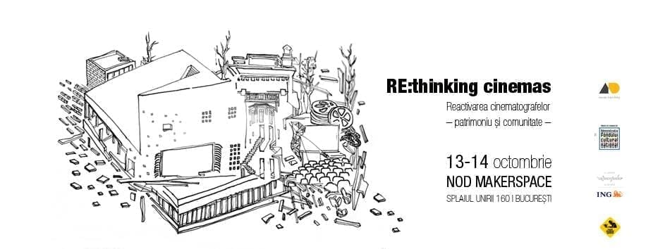 RE:thinking cinemas @ Nod makerspace