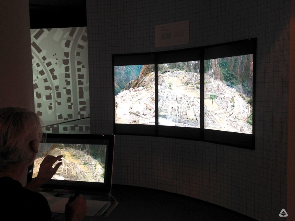 Ars Electronica Center - GeoPulse
