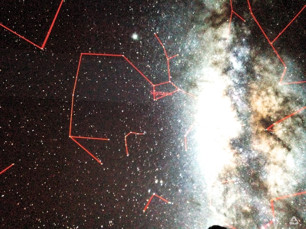 Constellations at Deep Space