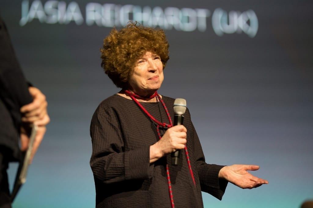 Jasia Reichardt Photo by Florian Voggeneder