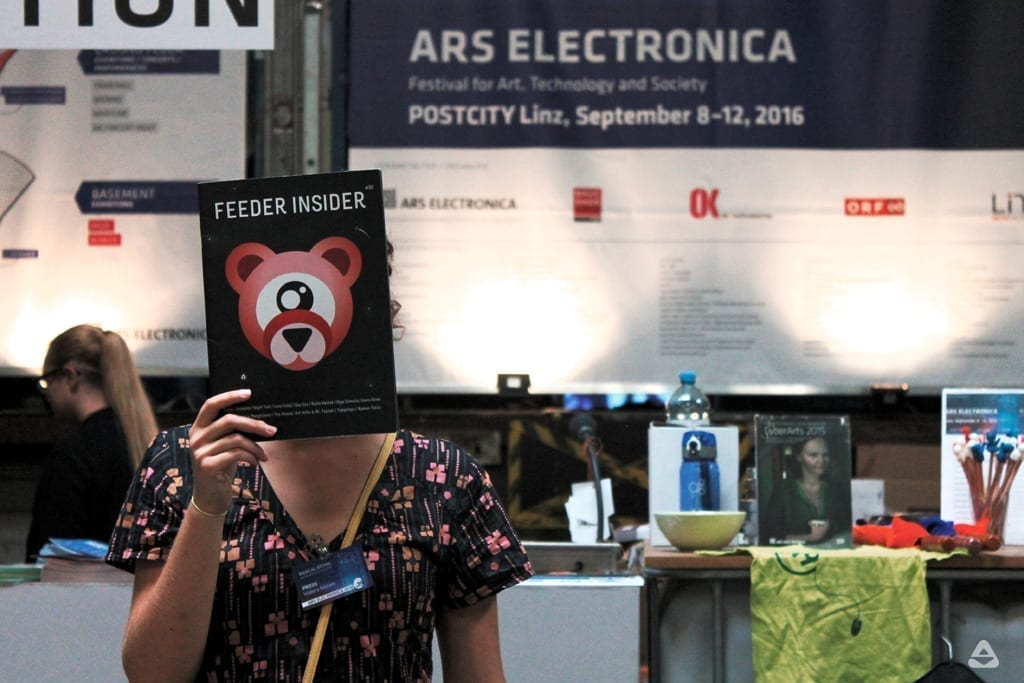 Feeder @ Ars Electronica Festival 2016