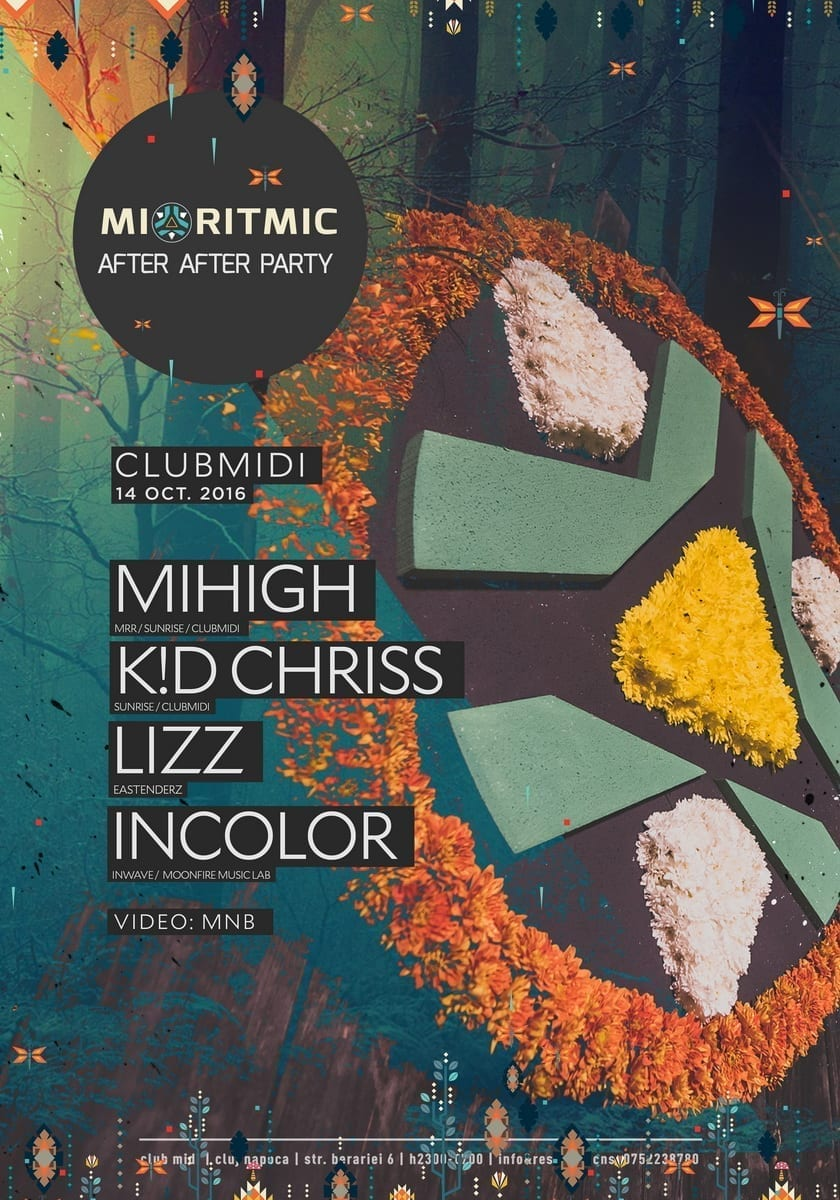Mioritmic After After Party @ Club Midi