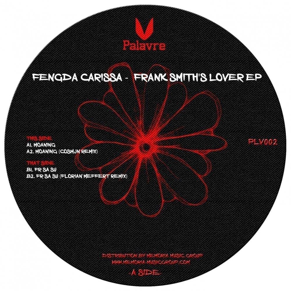Fengda Carissa - Frank Smith's lover