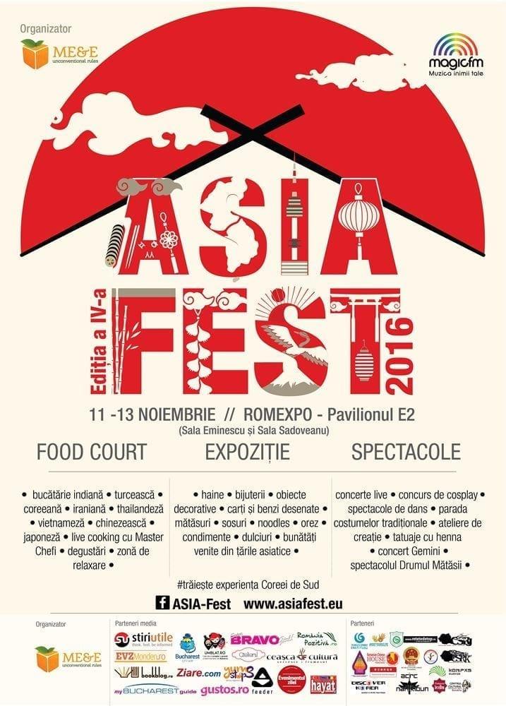 Asia Fest 2016