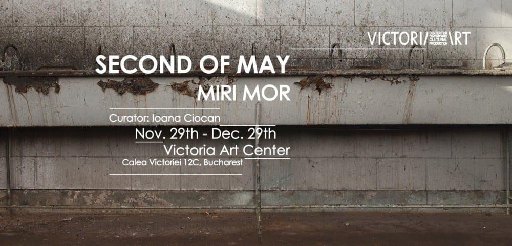 Second of May: Miri Mor @ Victoria Art Center