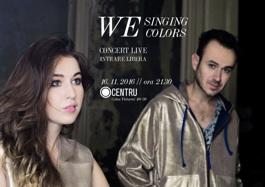 We Singing Colors - Live